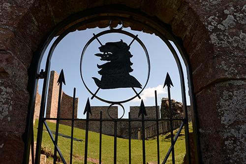 Castle History   Hume Castle